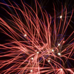 Winchester Bonfire and Fireworks