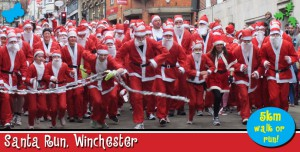 Santa Fun Run