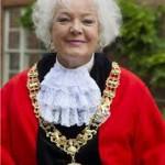 Cllr Eileen Berry, Mayor of Winchester