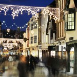 Winchester Christmas Lights