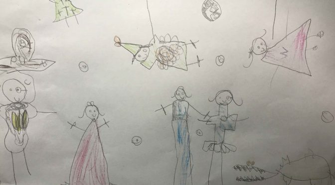 Review of Peter Pan by Sophia, aged 6