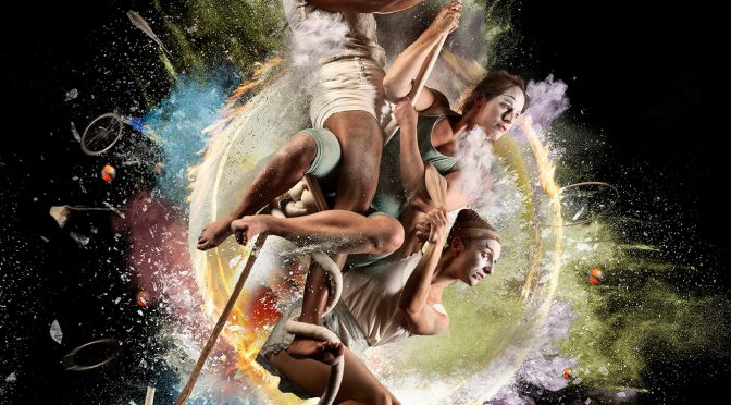 Preview – Exploded Circus at Theatre Royal Winchester