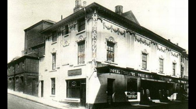 Heritage Focus: The Theatre Royal at 40